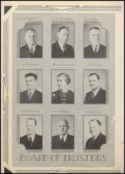 Page 14, 1939 Edition, Big Spring High School - El Rodeo Yearbook (Big Spring, TX) online yearbook collection