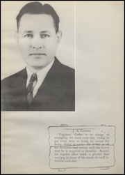 Page 16, 1940 Edition, Big Spring High School - El Rodeo Yearbook (Big Spring, TX) online yearbook collection