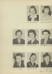 Page 14, 1943 Edition, Big Spring High School - El Rodeo Yearbook (Big Spring, TX) online yearbook collection