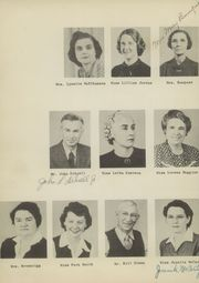 Page 16, 1943 Edition, Big Spring High School - El Rodeo Yearbook (Big Spring, TX) online yearbook collection