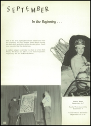 Page 14, 1957 Edition, Big Spring High School - El Rodeo Yearbook (Big Spring, TX) online yearbook collection