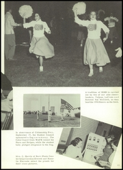 Page 15, 1957 Edition, Big Spring High School - El Rodeo Yearbook (Big Spring, TX) online yearbook collection