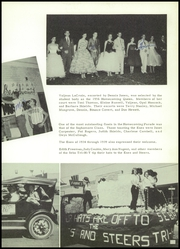 Page 17, 1957 Edition, Big Spring High School - El Rodeo Yearbook (Big Spring, TX) online yearbook collection