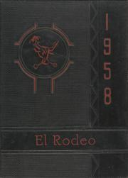 Big Spring High School - El Rodeo Yearbook (Big Spring, TX) online yearbook collection, 1958 Edition, Page 1