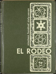 1967 Edition, Big Spring High School - El Rodeo Yearbook (Big Spring, TX)