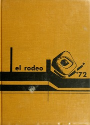 1972 Edition, Big Spring High School - El Rodeo Yearbook (Big Spring, TX)