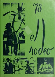 1973 Edition, Big Spring High School - El Rodeo Yearbook (Big Spring, TX)