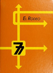 1977 Edition, Big Spring High School - El Rodeo Yearbook (Big Spring, TX)