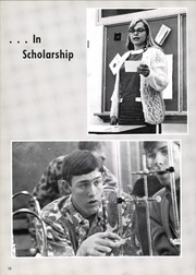 Page 14, 1968 Edition, David W Carter High School - Round Up Yearbook (Dallas, TX) online yearbook collection