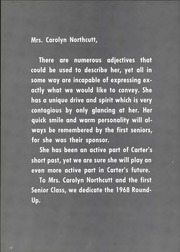 Page 16, 1968 Edition, David W Carter High School - Round Up Yearbook (Dallas, TX) online yearbook collection