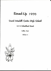 Page 5, 1970 Edition, David W Carter High School - Round Up Yearbook (Dallas, TX) online yearbook collection