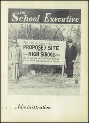 Page 11, 1953 Edition, Denison High School - Yellow Jacket Yearbook (Denison, TX) online yearbook collection