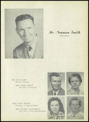 Page 13, 1953 Edition, Denison High School - Yellow Jacket Yearbook (Denison, TX) online yearbook collection