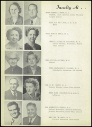 Page 14, 1953 Edition, Denison High School - Yellow Jacket Yearbook (Denison, TX) online yearbook collection