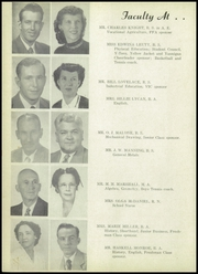 Page 16, 1953 Edition, Denison High School - Yellow Jacket Yearbook (Denison, TX) online yearbook collection