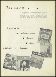 Page 7, 1953 Edition, Denison High School - Yellow Jacket Yearbook (Denison, TX) online yearbook collection