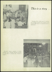 Page 8, 1953 Edition, Denison High School - Yellow Jacket Yearbook (Denison, TX) online yearbook collection