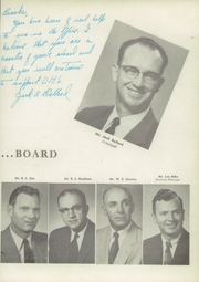 Page 11, 1957 Edition, Denison High School - Yellow Jacket Yearbook (Denison, TX) online yearbook collection