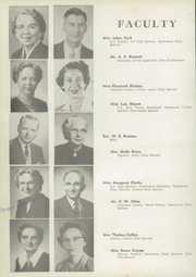 Page 12, 1957 Edition, Denison High School - Yellow Jacket Yearbook (Denison, TX) online yearbook collection