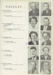 Page 13, 1957 Edition, Denison High School - Yellow Jacket Yearbook (Denison, TX) online yearbook collection