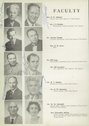 Page 14, 1957 Edition, Denison High School - Yellow Jacket Yearbook (Denison, TX) online yearbook collection
