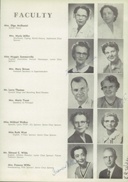 Page 15, 1957 Edition, Denison High School - Yellow Jacket Yearbook (Denison, TX) online yearbook collection