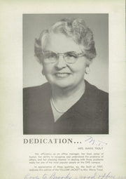 Page 8, 1957 Edition, Denison High School - Yellow Jacket Yearbook (Denison, TX) online yearbook collection