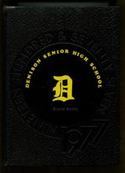 Page 1, 1977 Edition, Denison High School - Yellow Jacket Yearbook (Denison, TX) online yearbook collection