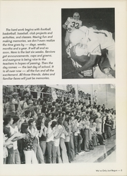 Page 9, 1977 Edition, Denison High School - Yellow Jacket Yearbook (Denison, TX) online yearbook collection