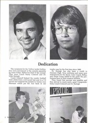 Page 6, 1983 Edition, Denison High School - Yellow Jacket Yearbook (Denison, TX) online yearbook collection