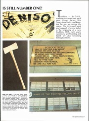 Page 13, 1986 Edition, Denison High School - Yellow Jacket Yearbook (Denison, TX) online yearbook collection
