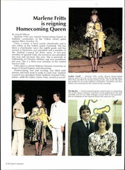 Page 14, 1986 Edition, Denison High School - Yellow Jacket Yearbook (Denison, TX) online yearbook collection
