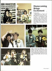 Page 17, 1986 Edition, Denison High School - Yellow Jacket Yearbook (Denison, TX) online yearbook collection
