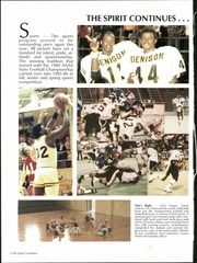 Page 8, 1986 Edition, Denison High School - Yellow Jacket Yearbook (Denison, TX) online yearbook collection