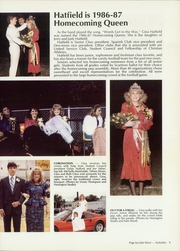 Page 13, 1987 Edition, Denison High School - Yellow Jacket Yearbook (Denison, TX) online yearbook collection