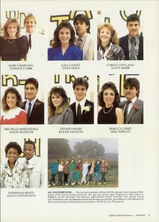 Page 15, 1987 Edition, Denison High School - Yellow Jacket Yearbook (Denison, TX) online yearbook collection