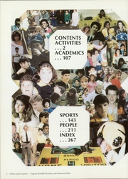 Page 6, 1987 Edition, Denison High School - Yellow Jacket Yearbook (Denison, TX) online yearbook collection