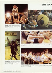Page 8, 1987 Edition, Denison High School - Yellow Jacket Yearbook (Denison, TX) online yearbook collection