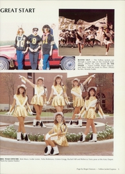 Page 9, 1987 Edition, Denison High School - Yellow Jacket Yearbook (Denison, TX) online yearbook collection