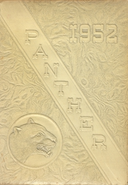 1952 Edition, Fort Stockton High School - Panther Yearbook (Fort Stockton, TX)