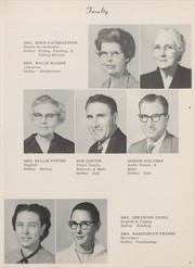 Page 13, 1957 Edition, Fort Stockton High School - Panther Yearbook (Fort Stockton, TX) online yearbook collection