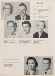 Page 14, 1957 Edition, Fort Stockton High School - Panther Yearbook (Fort Stockton, TX) online yearbook collection