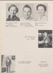 Page 16, 1957 Edition, Fort Stockton High School - Panther Yearbook (Fort Stockton, TX) online yearbook collection