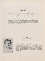Page 7, 1957 Edition, Fort Stockton High School - Panther Yearbook (Fort Stockton, TX) online yearbook collection