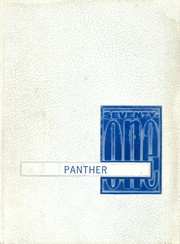 Fort Stockton High School - Panther Yearbook (Fort Stockton, TX) online yearbook collection, 1971 Edition, Page 1