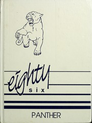 1986 Edition, Fort Stockton High School - Panther Yearbook (Fort Stockton, TX)