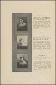 Page 10, 1916 Edition, Grapevine High School - Mustang Yearbook (Grapevine, TX) online yearbook collection