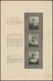 Page 11, 1916 Edition, Grapevine High School - Mustang Yearbook (Grapevine, TX) online yearbook collection