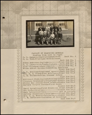 Page 13, 1938 Edition, Grapevine High School - Mustang Yearbook (Grapevine, TX) online yearbook collection