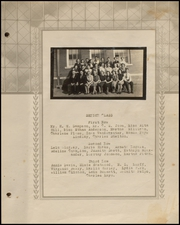 Page 17, 1938 Edition, Grapevine High School - Mustang Yearbook (Grapevine, TX) online yearbook collection